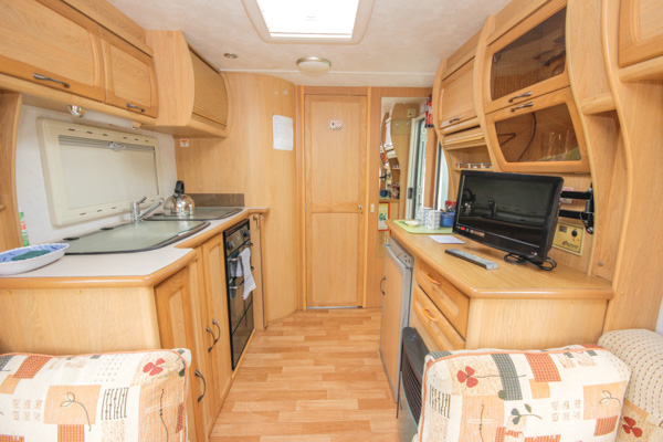 Malvern Caravan Holiday Accommodation