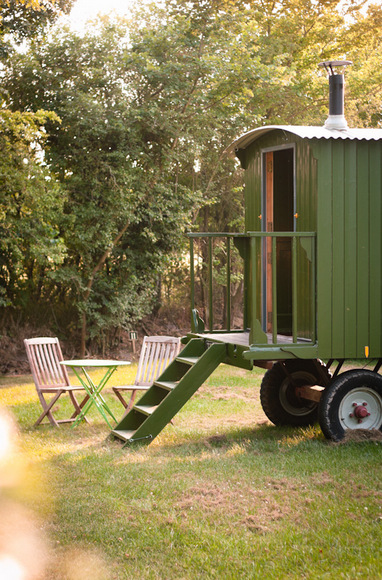 Glamping Holiday In Worcestershire