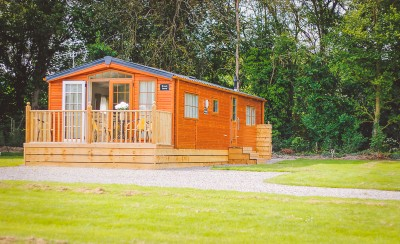 Broad Down Luxury Holiday Lodge in Malvern