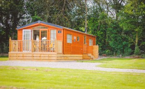 Broad Down Lodge - Malvern Accomodation at Malvern Glamping Park