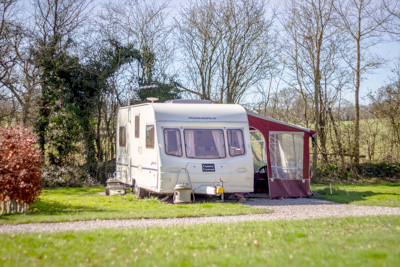 Caravan For Holidays In Malvern