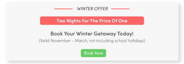 2 For 1 Winter Offer At Malvern Holiday Park